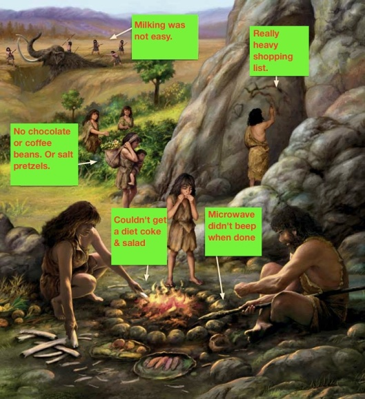 Why Paleo Lifestyle Was So Difficult