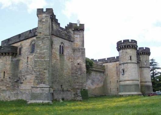 durham - Brancepeth Castle