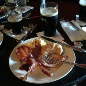 Guinness: so much more than just a breakfast food