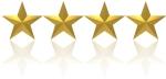 4 gold star