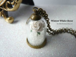 Seriously! Click on the Rafflecopter link for a chance to win a free copy of The Winter King and this beautiful rose necklace.