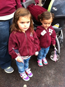 Make sure you're in uniform--the whole town wears maroon.