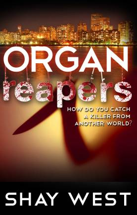 Organ Reapers Cover