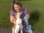 Peri, who adopted me five years ago.
