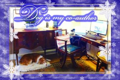 Dog is my coauthor