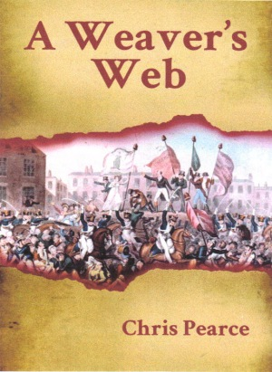 A Weaver's Web ebook cover 150 dpi