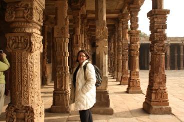 """Repurposed"" carvings from destroyed Hindu and Jain temples"
