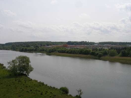 Figure 4 River Bann. Courtesy of Wikipedia