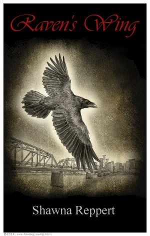Raven's Wing Cover Press Kit 500px ©Laura G. Young
