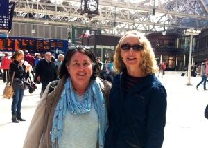 JC Miller, best-selling author, visits Glasgow