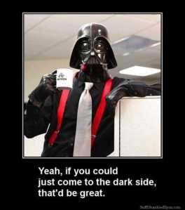 Corporate Darth