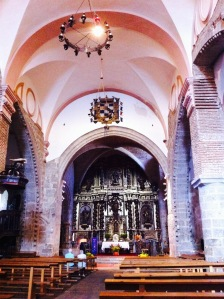 Iglesia de la Asuncion, 13th century, Piedrahita, Spain