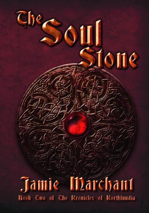 The Soul Stone front cover