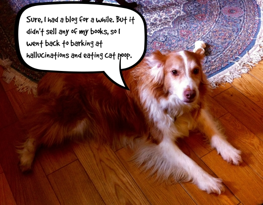 Peri and blogging