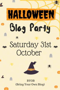 Halloween blog party