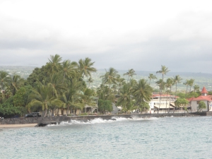 Kailua-Kona on the Big Island
