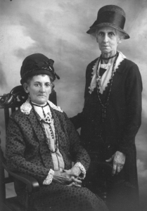 1930 ellen rebecca eves and sister sue