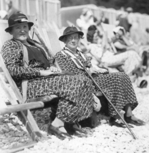 1935 grandma green and alma