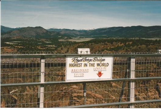 Iron Gorge Bridge Alamosa 2