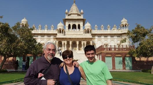 Karen Roper with husband and son. You can reach Karen at karen (dot) roper (at) gmail (dot) com)