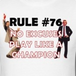 Wedding-Crashers-Rule76-T-Shirts