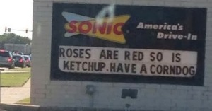 [image credit: Dr. Heckle] http://www.drheckle.net/2014/02/roses-are-red-so-is-ketchup.html