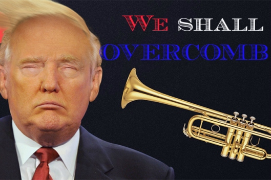 Trumpet Overcomb