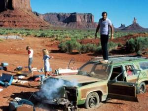How Mom worries the family trip will be [image credit: National Lampoon's Family Vacation]