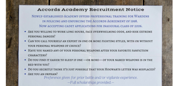 Accords AgencyRecruiting Notice