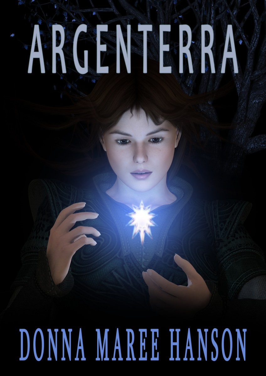 How NOT to write #Dystopian  #BookReview ARGENTERRA by @DonnaMHanson #TuesdayBookBlog