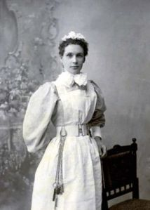 Amelia Dyer (1837-1896) nursing training photograph [http://www.wikitree.com/wiki/Hobley-10]