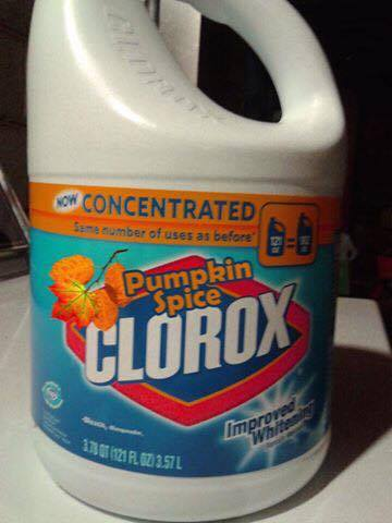 pumpkin-spice-bleach