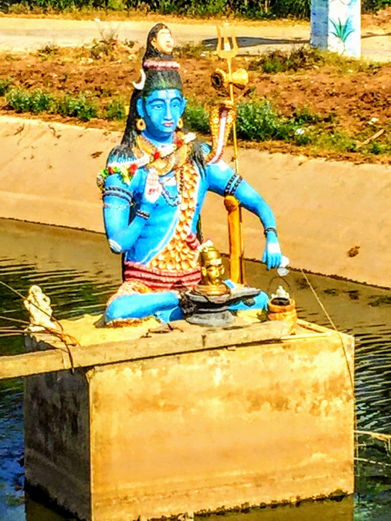 Lord Shiva (or stop #2)
