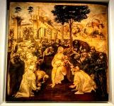 Leonardo da Vinci's unfinished masterpiece