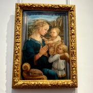 Madonna with Child by Fra Filippo Lippi