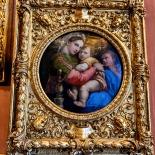 Madonna della Seggiola by Raphael